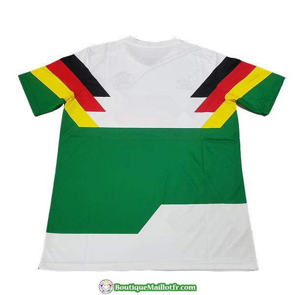 Maillot Allemagne 2018 Rayure Version
