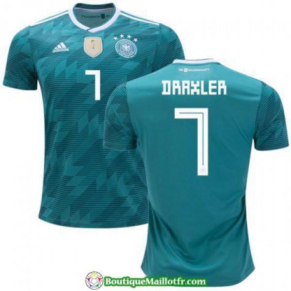 Maillot Allemagne Draxler 2018 Exterieur