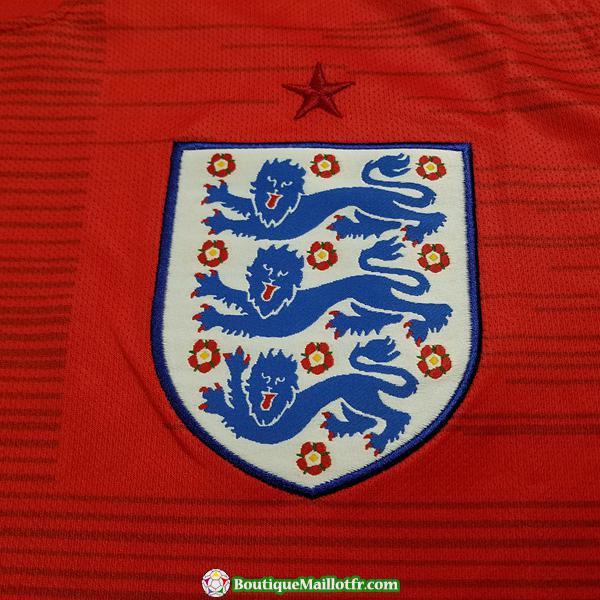 Maillot Angleterre 2018 Exterieur
