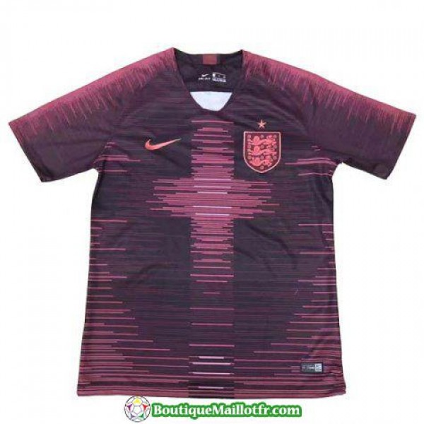 Maillot Angleterre Entrainement 2018 2019 Rose