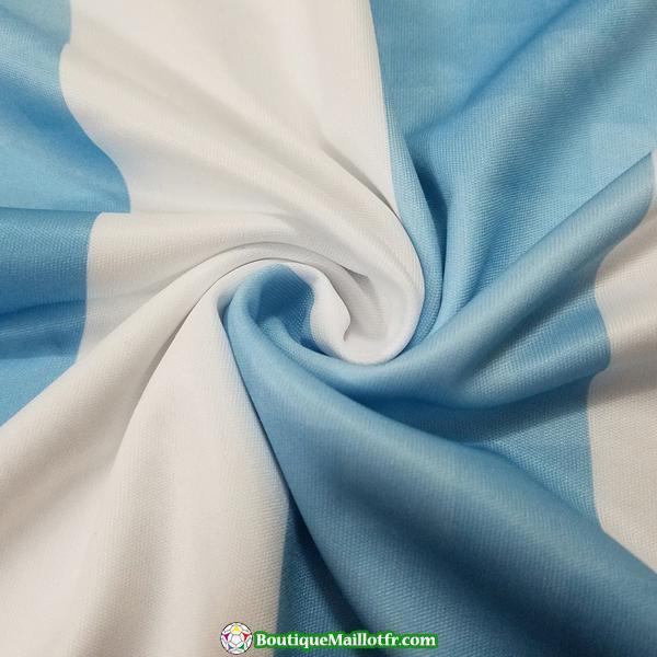 Maillot Argentine 2018 Domicile