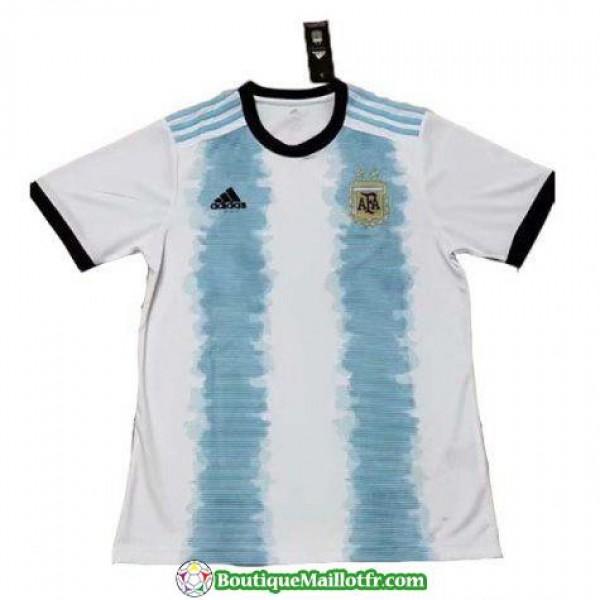 Maillot Argentine 2019-2020 Domicile