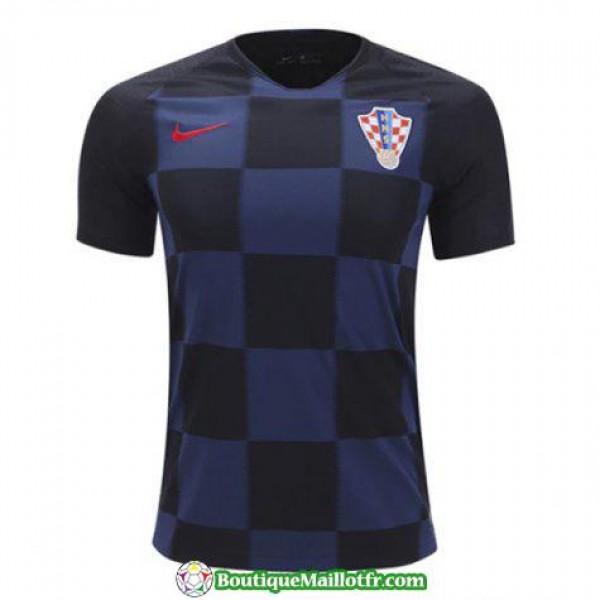 Maillot Croatie 2018 Exterieur