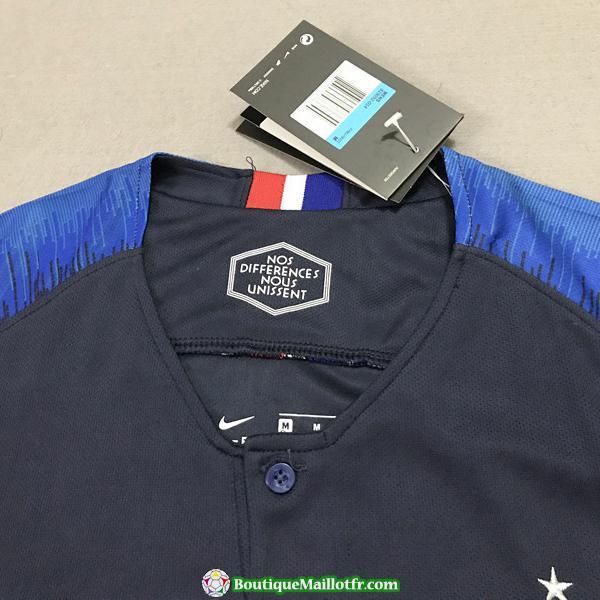Maillot France 2018 Domicile