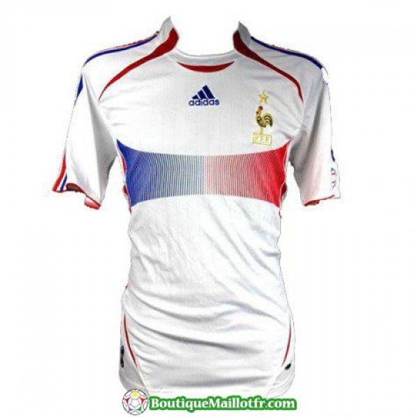 Maillot France Retro 2006 Exterieur