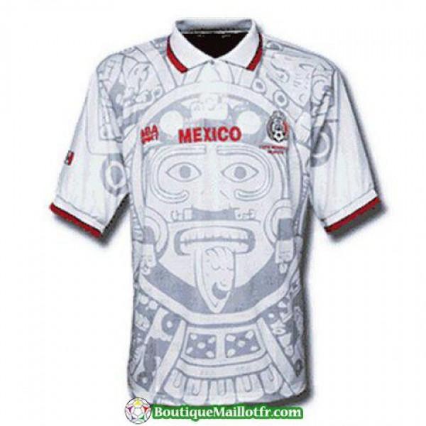 Maillot Mexique Retro 1998 Exterieur