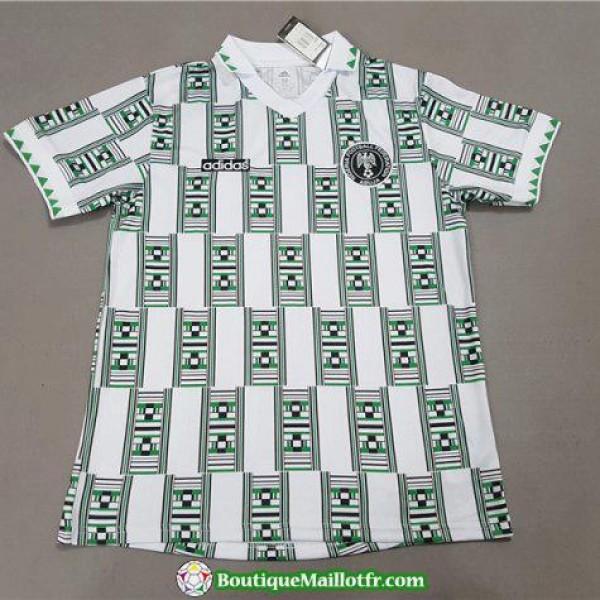 Maillot Nigeria Retro 1994 Exterieur