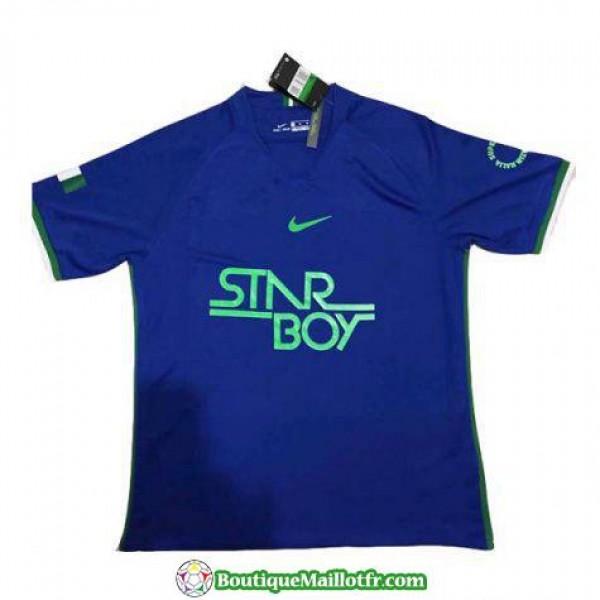Maillot Nigeria Star Boy 2018 Bleu