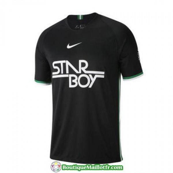 Maillot Nigeria Star Boy 2018 Noir