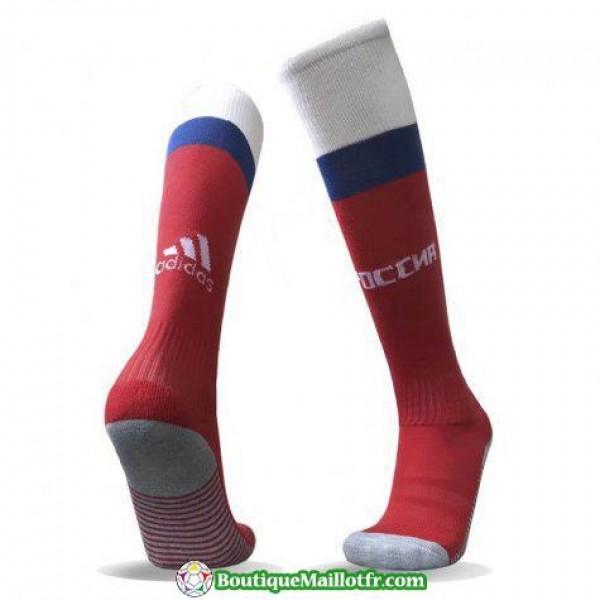 Chaussettes Russie 2018 Domicile