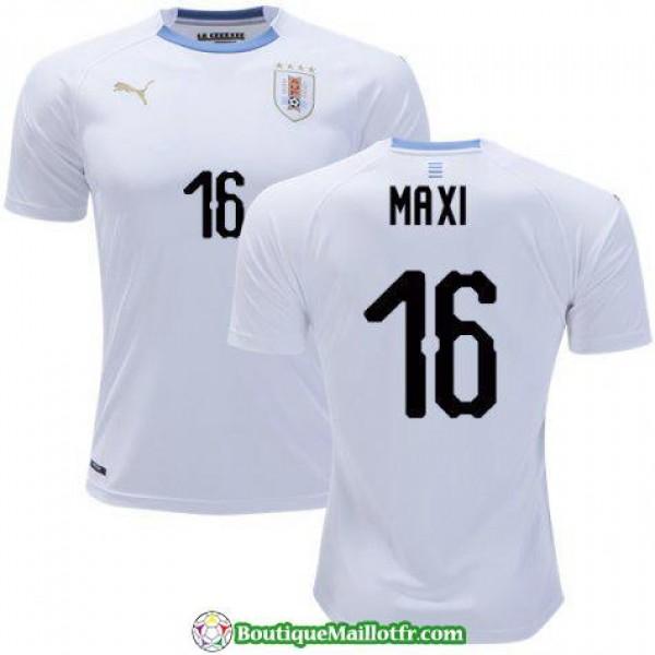 Maillot Uruguay Maxi 2018 Exterieur