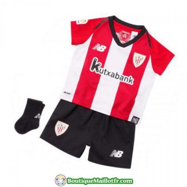 Maillot Athletic Bilbao Enfant 2018 2019 Domicile