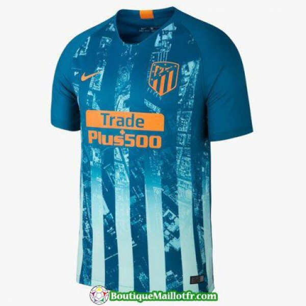 Maillot Atletico Madrid 2018 2019 Neutre