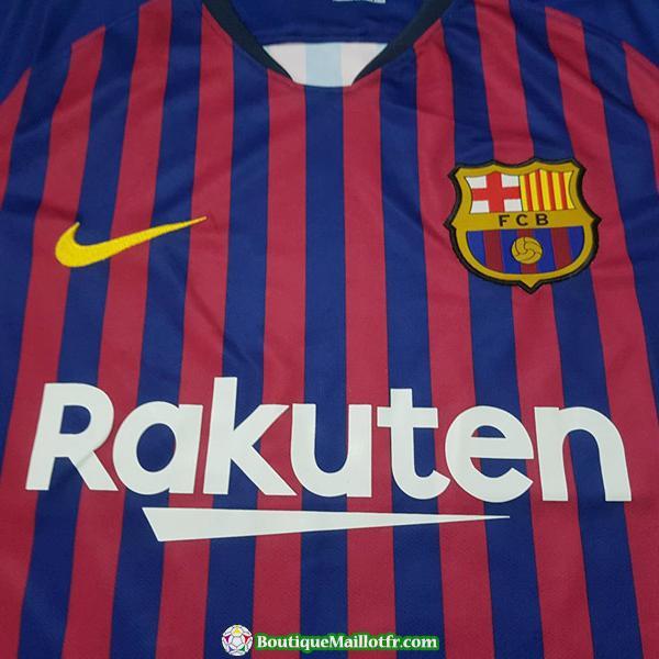 Maillot Barcelone 2018 2019 Domicile