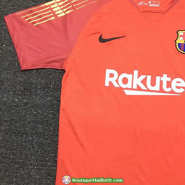 Maillot Barcelone Gardien 2018 2019 Orange