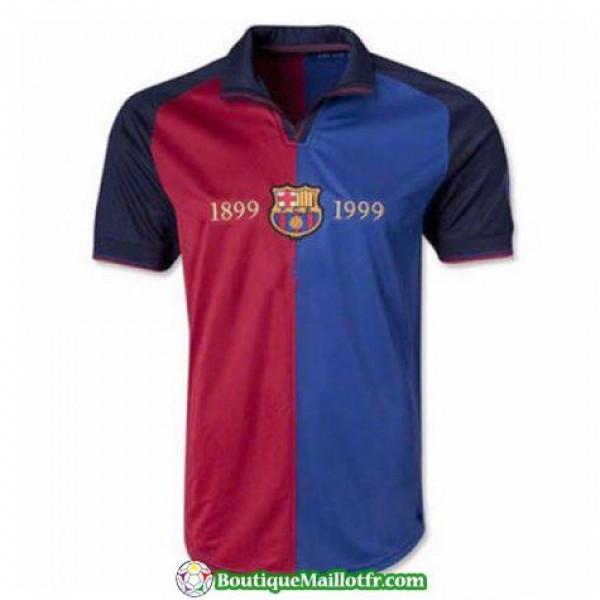 Maillot Barcelone Retro 1889-1999 Domicile