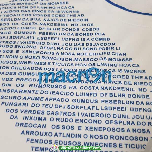Maillot Deportivo La Corogne 2018 2019 Neutre