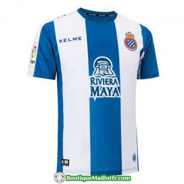 Maillot Espanyol 2018 2019 Domicile