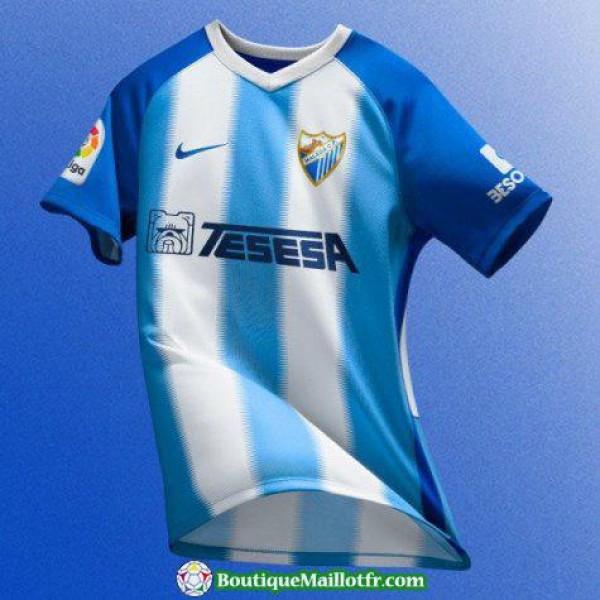 Maillot Malaga 2018 2019 Domicile