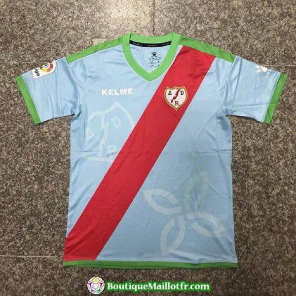 Maillot Rayo Vallecano 2018 2019 Exterieur