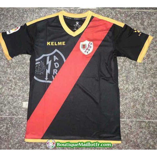 Maillot Rayo Vallecano 2018 2019 Neutre