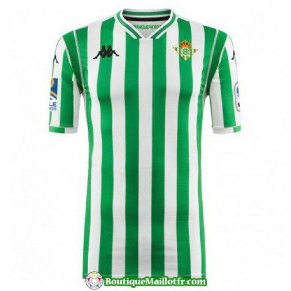 Maillot Real Betis 2018 2019 Domicile