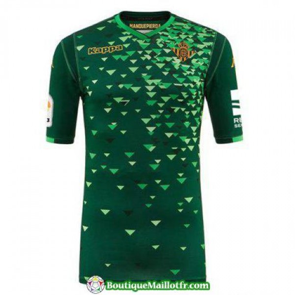 Maillot Real Betis 2018 2019 Exterieur