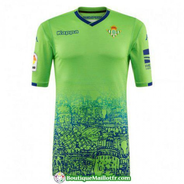 Maillot Real Betis 2018 2019 Neutre