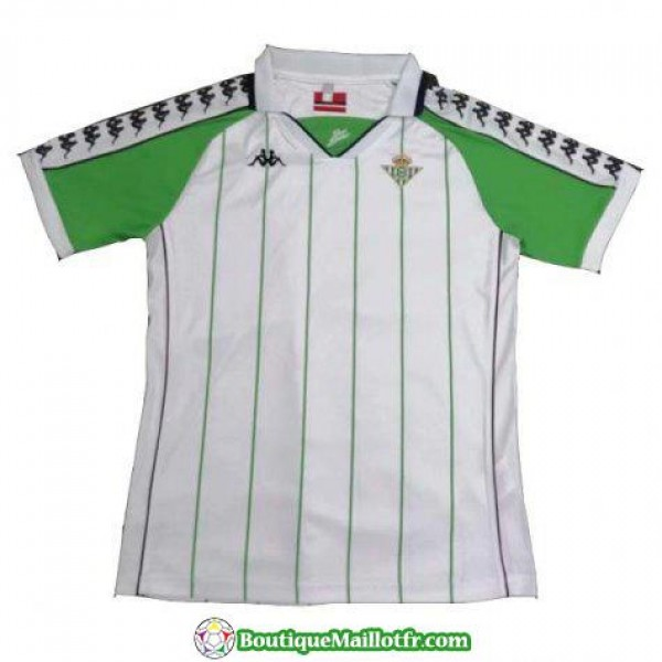 Maillot Real Betis Commemoratif Edition Blanc