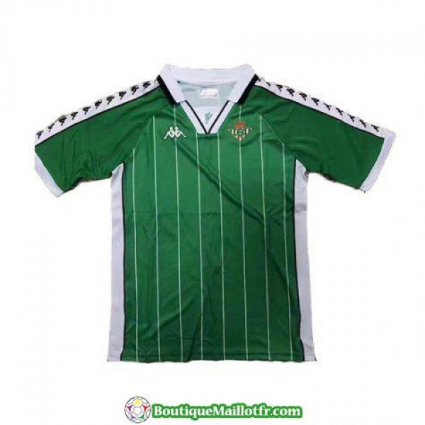 Maillot Real Betis Commemoratif Vert