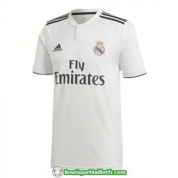Maillot Real Madrid 2018 2019 Domicile