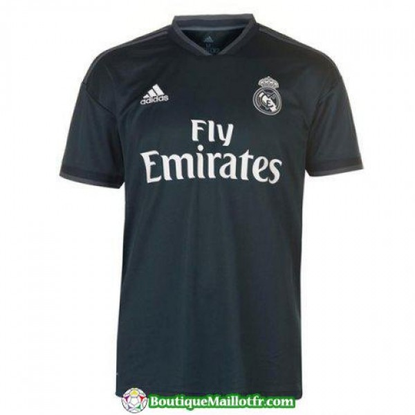 Maillot Real Madrid 2018 2019 Exterieur