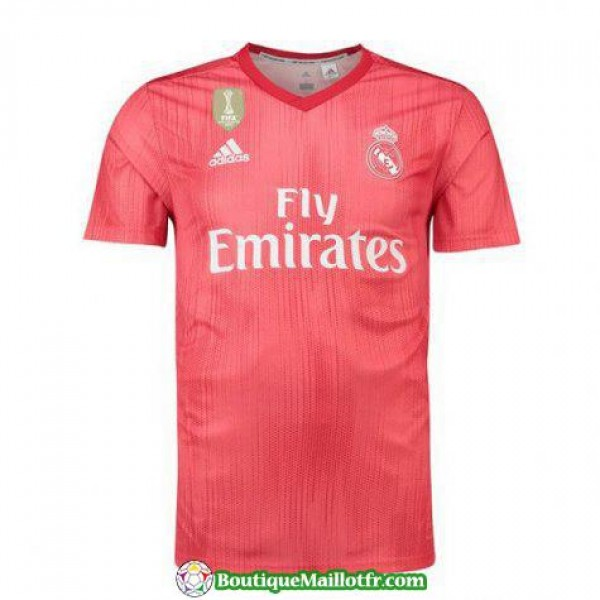 Maillot Real Madrid 2018 2019 Neutre