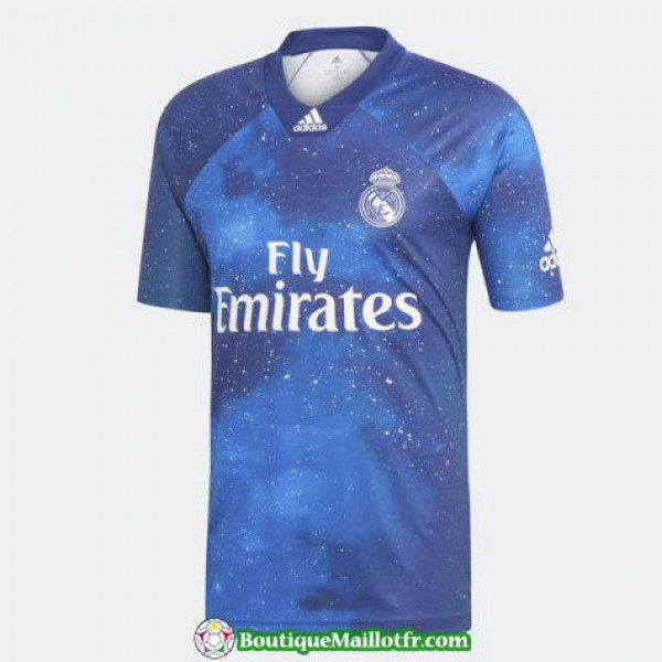 Maillot Real Madrid Ea Sports Edition Limitee 2018...