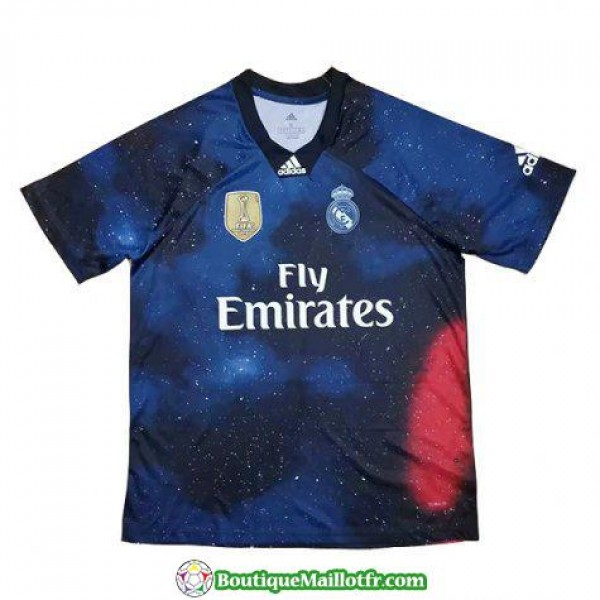 Maillot Real Madrid Ea Sports Edition Speciale 201...