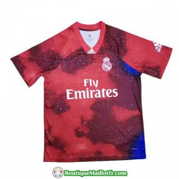 Maillot Real Madrid Ea Sports Edition Speciale 2018 2019 Rouge