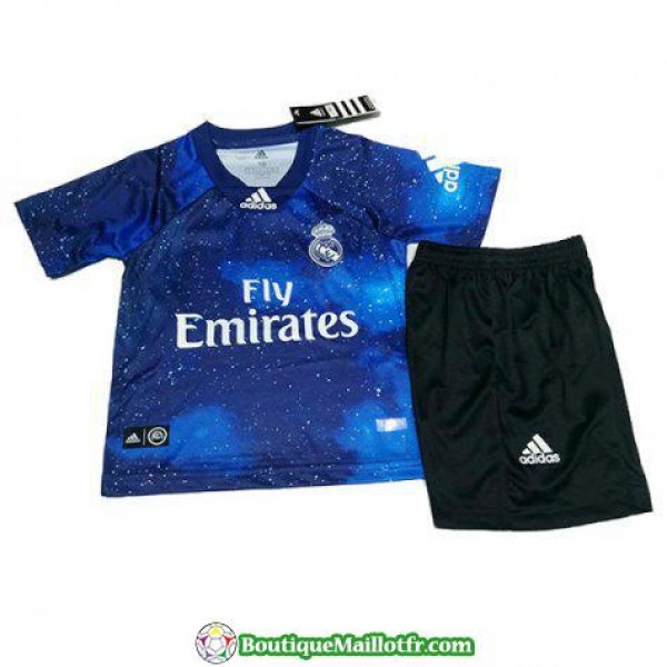 Maillot Real Madrid Ea Sports Enfant Edition Speci...