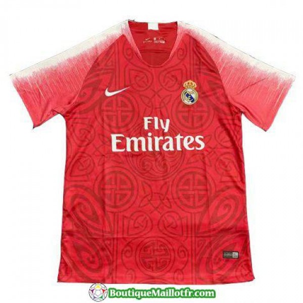 Maillot Real Madrid Edition Speciale 2018 2019 Rouge