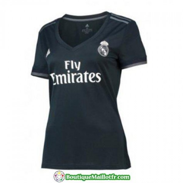Maillot Real Madrid Femme 2018 2019 Exterieur