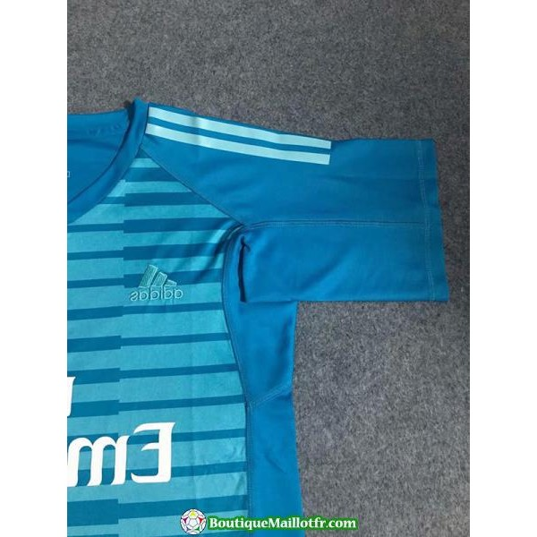 Maillot Real Madrid Gardien 2018 2019 Bleu
