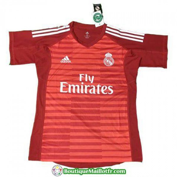 Maillot Real Madrid Gardien 2018 2019 Rouge