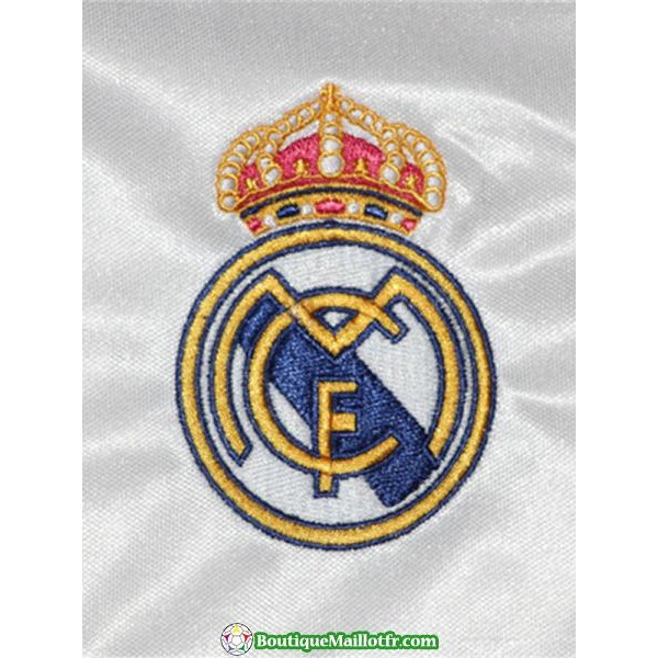 Maillot Real Madrid Retro 2004 Domicile