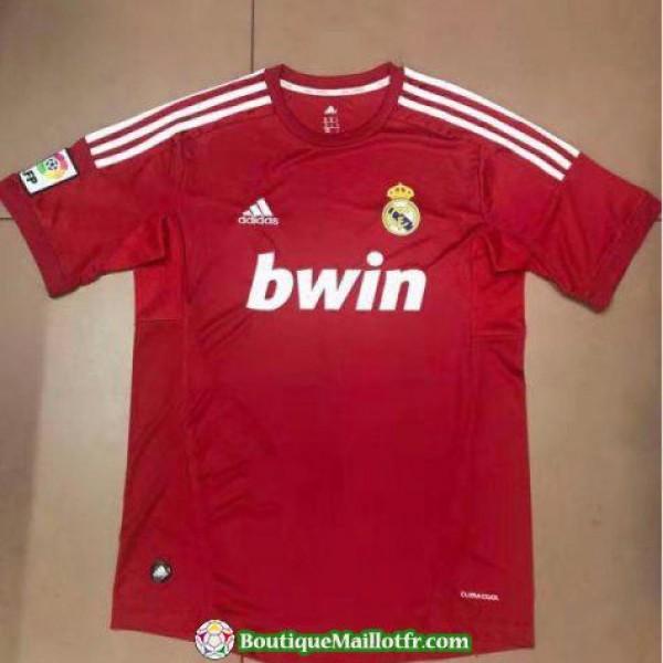 Maillot Real Madrid Retro 2011- 2012 Domicile