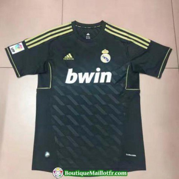 Maillot Real Madrid Retro 2011- 2012 Exterieur