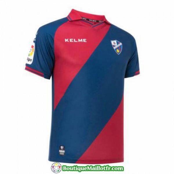 Maillot Sd Huesca 2018 2019 Domicile