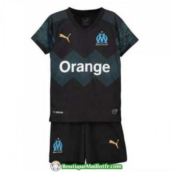 Maillot Marseille Enfant 2018 2019 Exterieur