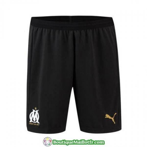 Pantalon Marseille 2018 2019 Noir