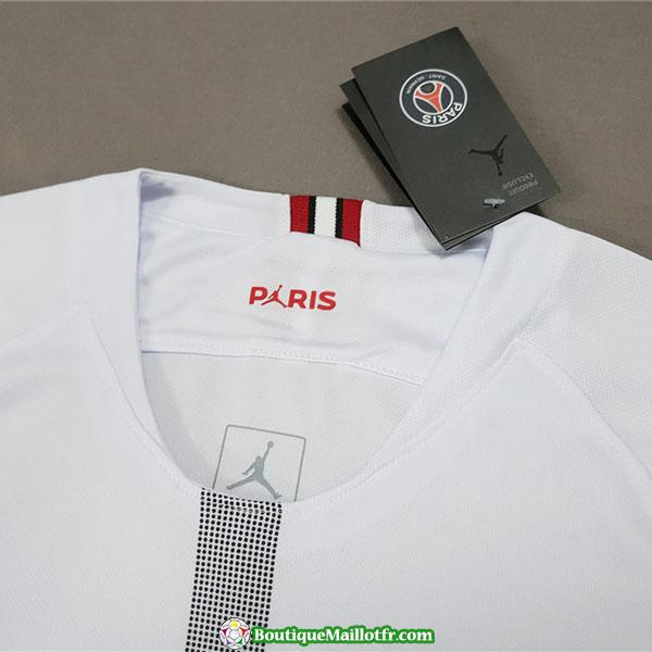 Maillot Psg 2018 2019 Champions League Blanc