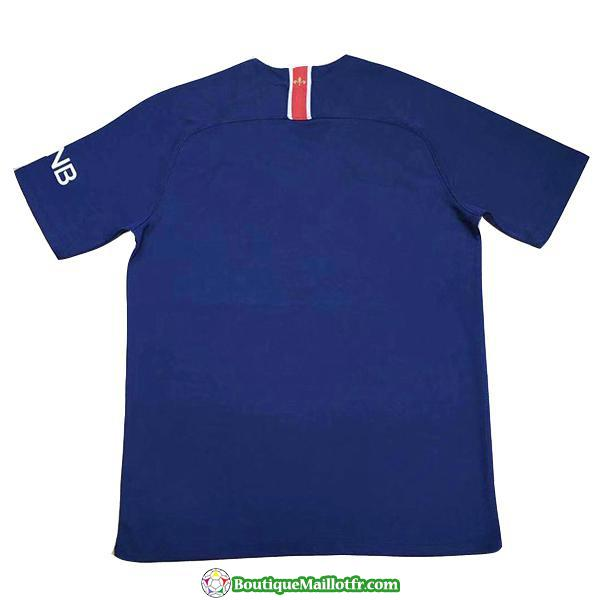 Maillot Psg Edition Speciale 2018 2019 Bleu
