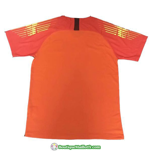 Maillot Psg Gardien 2018 2019 Orange